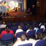 The Hispanic Festival Theater Program