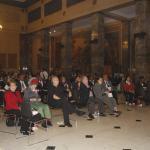 Awards presentation at Bronx Courthouse
