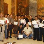 Special awards for participants