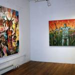 Bronx Art Space Show | 5th Bronx Latin American Art Bienal / Biennial