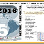 Fifth Bronx Latin American Art Biennial, Bronx Art Space